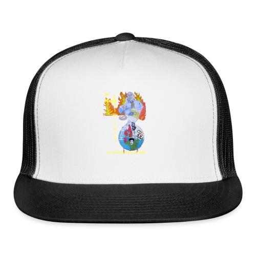 Mayo-Conspiracy - Trucker Cap