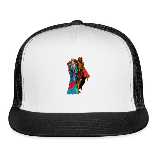 anjelicaPRO png - Trucker Cap