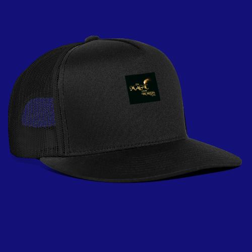 The magic is in the words gold - Trucker Cap