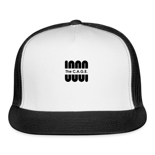 Coil black png - Trucker Cap