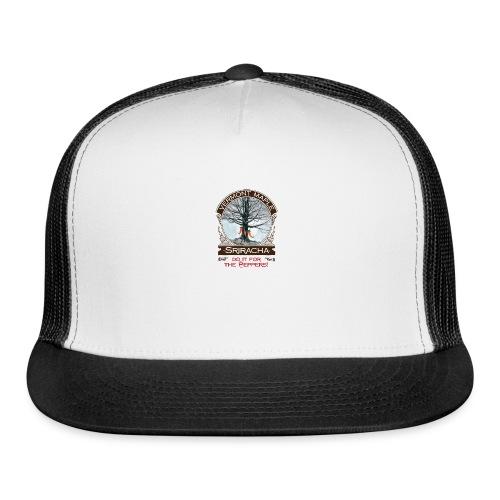 Vermont Maple Sriracha - Trucker Cap