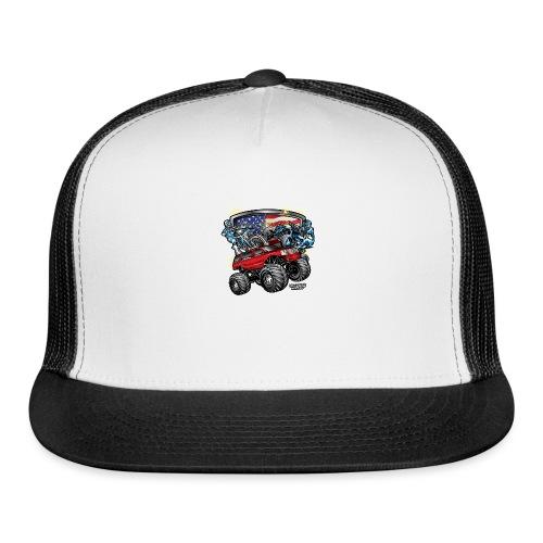 Off-Road 4th of July - Trucker Cap