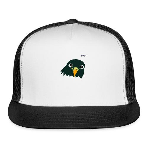 Busyhandz classic eagle kid's premium T. shirt - Trucker Cap