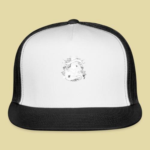 hoh_tshirt_skullhouse - Trucker Cap