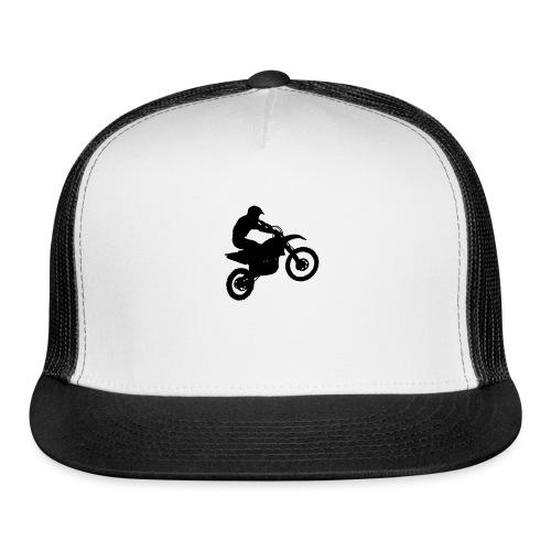 Motocross Dirt biker - Trucker Cap
