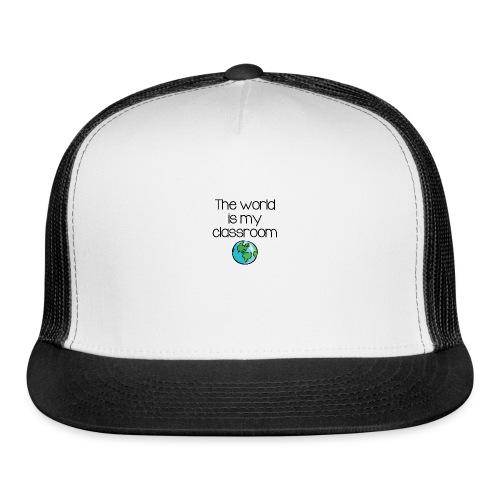 World Classroom - Trucker Cap
