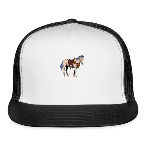 Useless the Horse png - Trucker Cap
