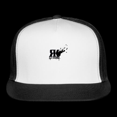 RKStudio Black Version - Trucker Cap