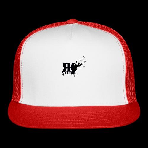 RKStudio Black Version - Trucker Cap