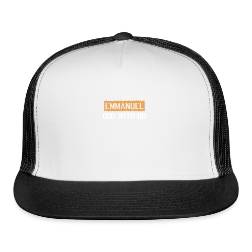 TESTIMONY OF JESUS TEES - Trucker Cap