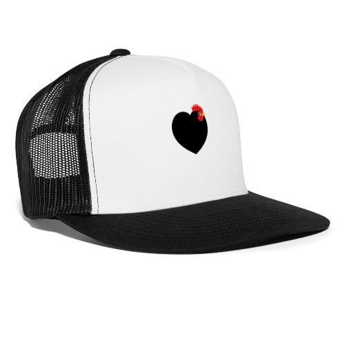 I love chickens - Trucker Cap