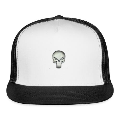 skull night - Trucker Cap