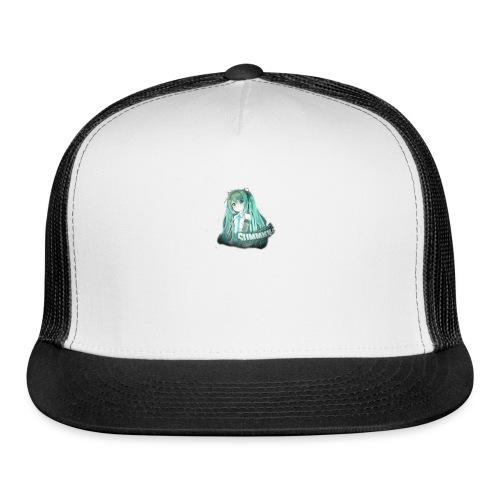 Summrrz Logo Transparent - Trucker Cap