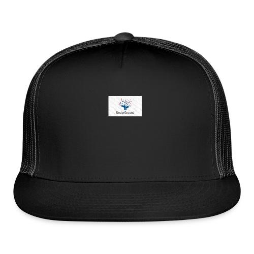 Charity Logo - Trucker Cap