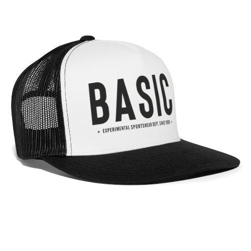 basic original sportswear t shirt - Trucker Cap