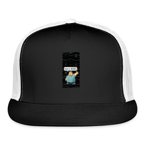 nerdiphone5 - Trucker Cap