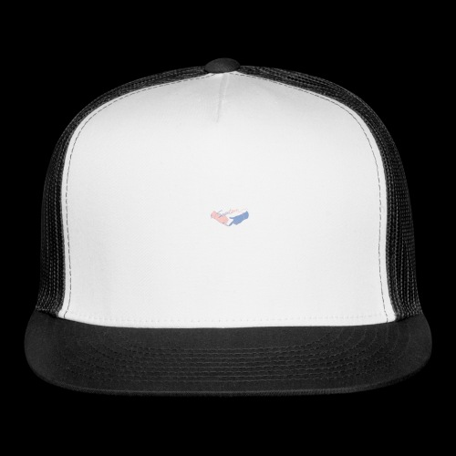 Black T-Shirt - Seventeen - Trucker Cap