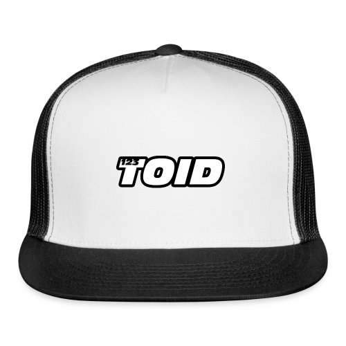 123Toid Custom Audio and Speaker Design - Trucker Cap