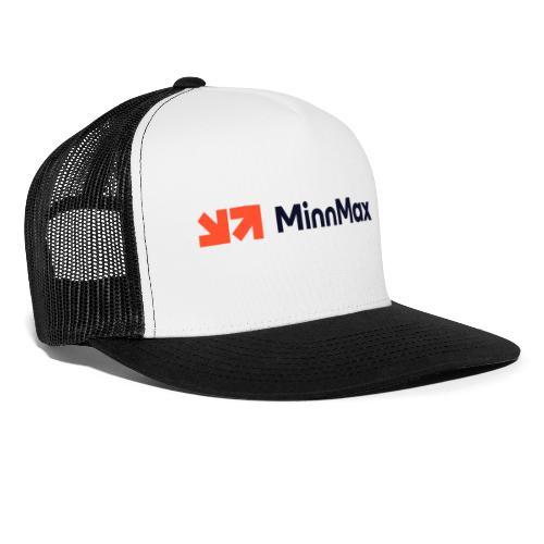 MinnMax Navy - Trucker Cap