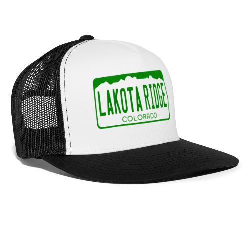 Lakota Ridge License Plate - Trucker Cap