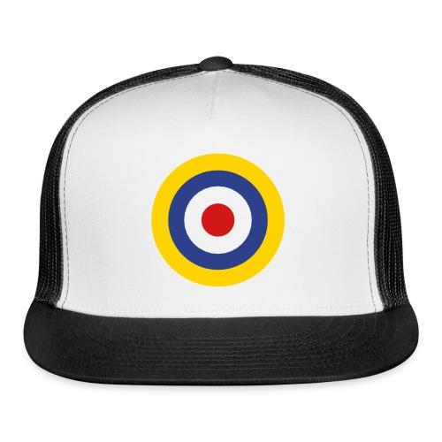 UK Symbol - Axis & Allies - Trucker Cap