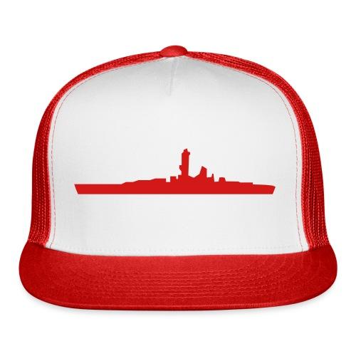 battleship - Trucker Cap