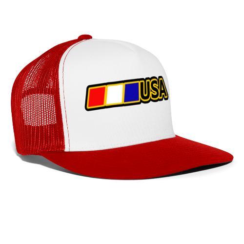 USA - Trucker Cap