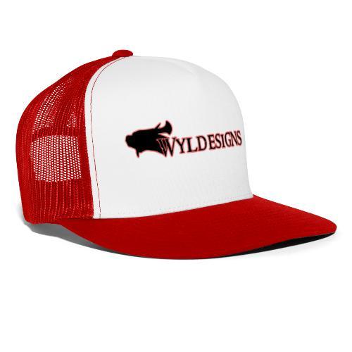 Wyldesigns Logo - Trucker Cap