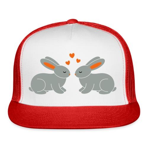 Rabbit Love - Trucker Cap