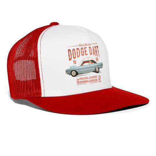 Dodge Dart Dragster Street Machine 1969 - Trucker Cap