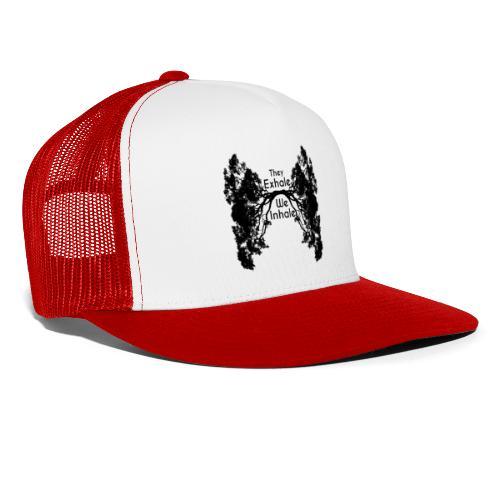 InhaleExhaleBlack - Trucker Cap