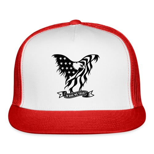 eagle trust - Trucker Cap