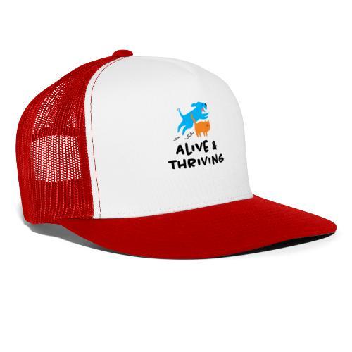 Alive Thriving Animal Behavior Program - Trucker Cap