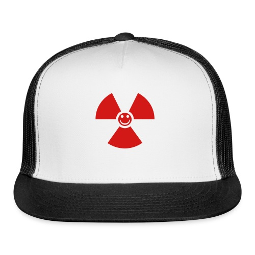 Nuclear happiness! - Trucker Cap