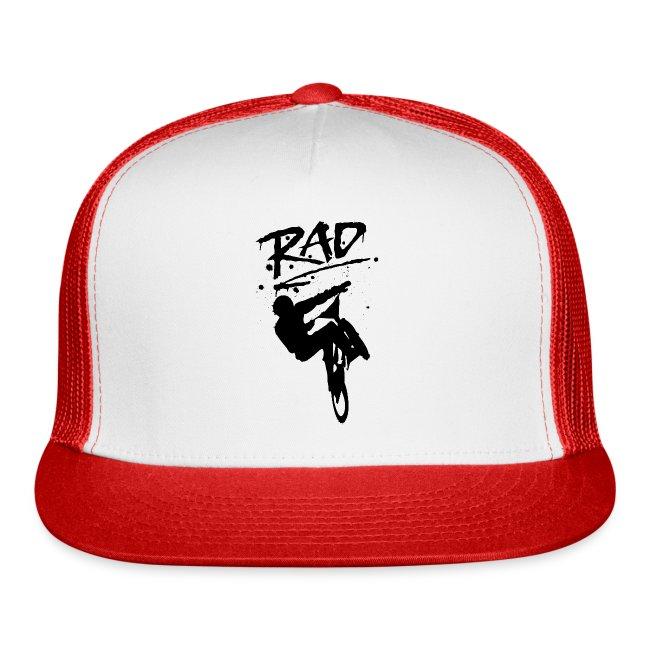 RAD BMX Bike Graffiti 80s Movie Radical Shirts