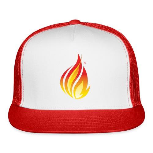 HL7 FHIR Flame Logo - Trucker Cap