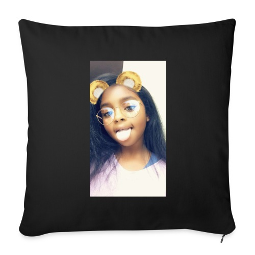 Passiom Sims - Throw Pillow Cover