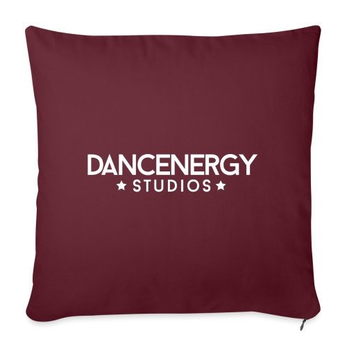 "DS - Throw Pillow Cover 18"" x 18"""