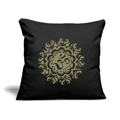 """Ancient Ohm - Throw Pillow Cover 17.5"""" x 17.5"""""""