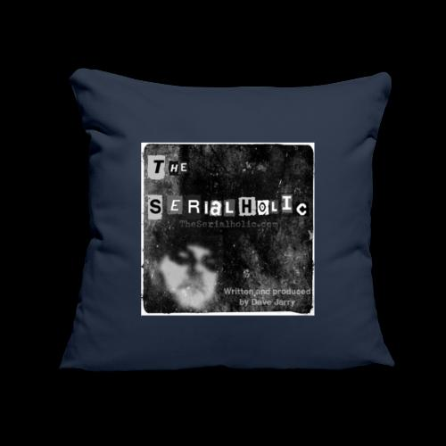 "Podcast Logo - Throw Pillow Cover 17.5"" x 17.5"""
