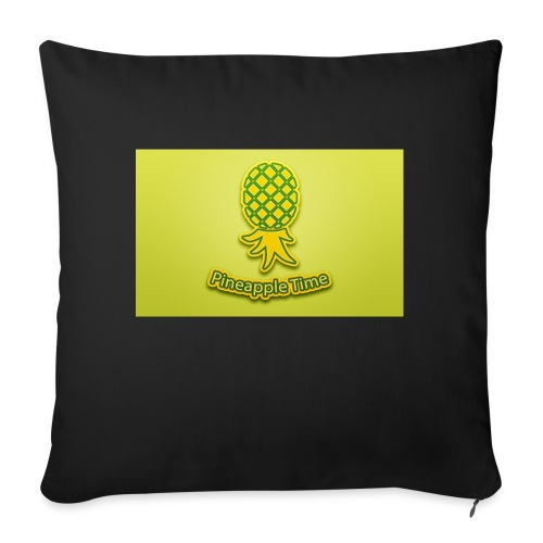 """Swingers - Pineapple Time - Throw Pillow Cover 17.5"""" x 17.5"""""""