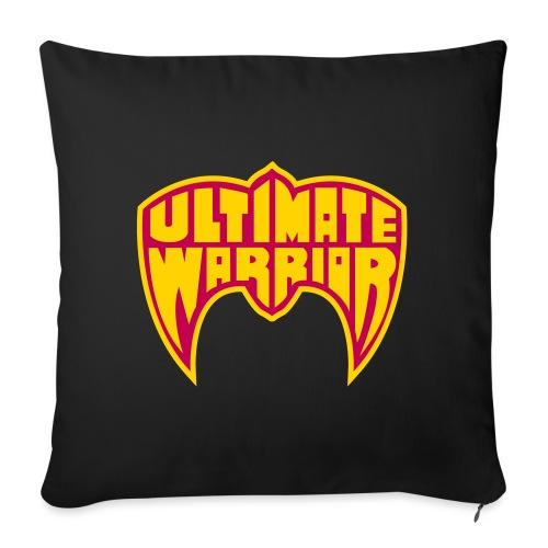 "UW Logo - Throw Pillow Cover 17.5"" x 17.5"""