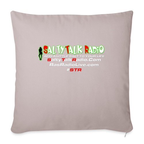 "str back png - Throw Pillow Cover 17.5"" x 17.5"""
