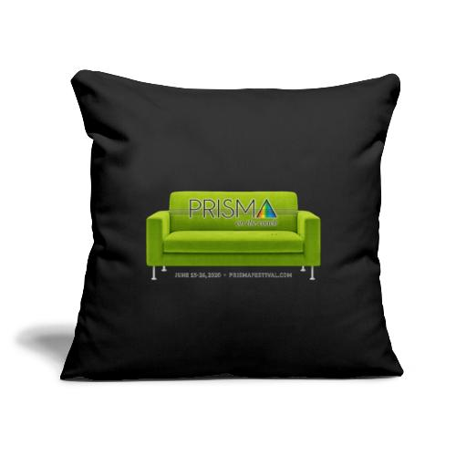"""Green Couch - Throw Pillow Cover 17.5"""" x 17.5"""""""