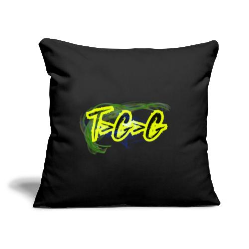 "The greeek god - Throw Pillow Cover 17.5"" x 17.5"""