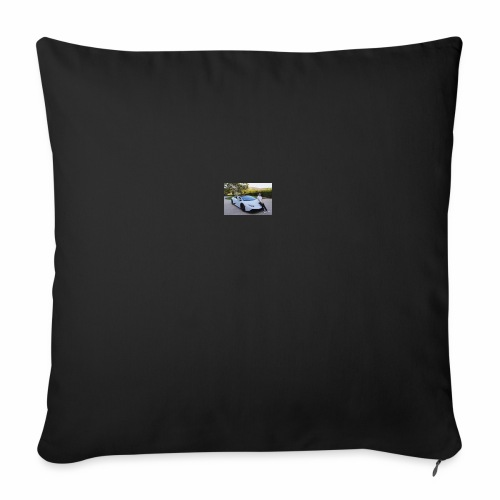 "MICHOL MODE - Throw Pillow Cover 18"" x 18"""