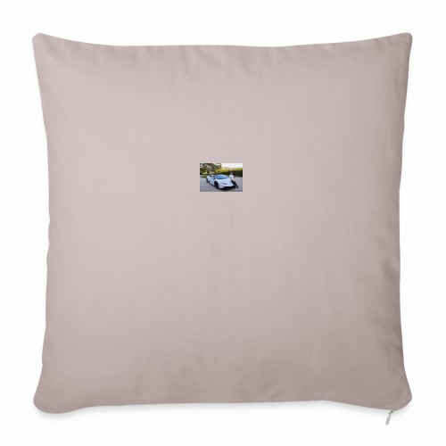 """MICHOL MODE - Throw Pillow Cover 18"""" x 18"""""""