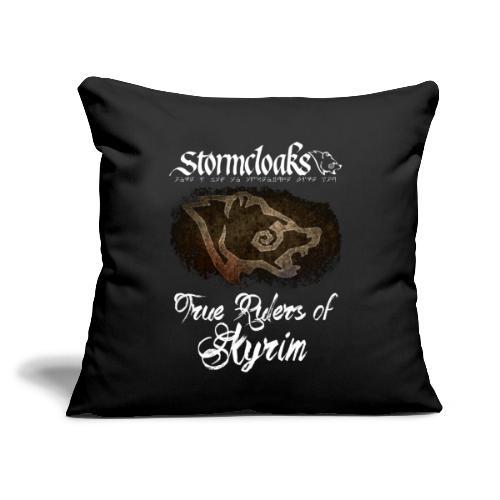 "Stormcloaks 3 - Throw Pillow Cover 17.5"" x 17.5"""