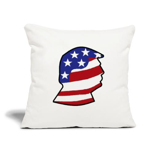 """Reed Cooper News Logo - Throw Pillow Cover 17.5"""" x 17.5"""""""