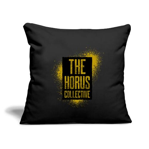 """The Horus collective - Throw Pillow Cover 17.5"""" x 17.5"""""""